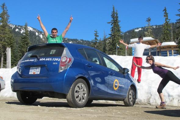 sharing Does Car Ownership Still Make Sense?
