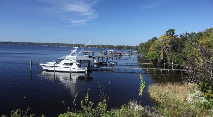 Orange Park - Best Places to Retire in Florida