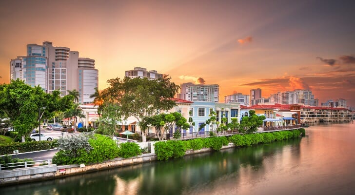 Naples - Best Places to Retire in Florida