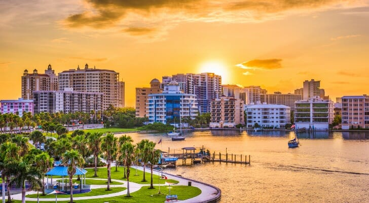 Sarasota - Best Places to Retire in Florida