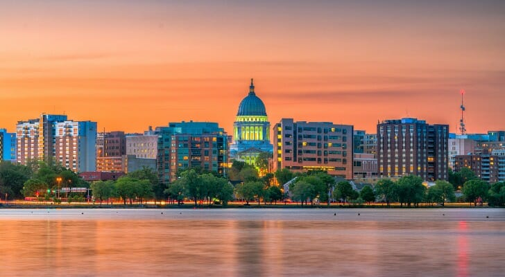 best state capitals to live in