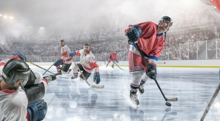 best hockey towns