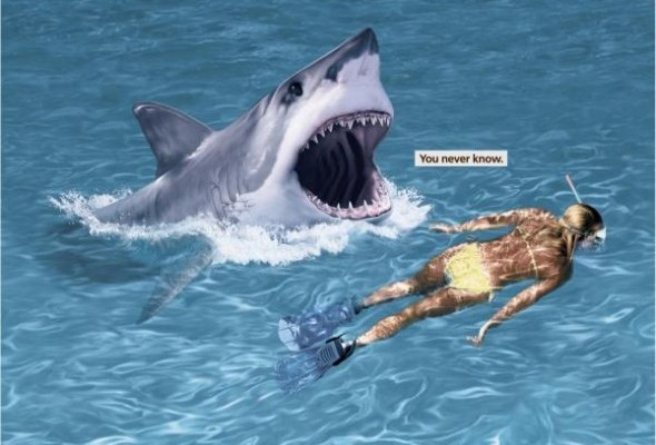 life insurance shark small 84924 590x400 Life Insurance Guilt Trips: The Worst Offenders