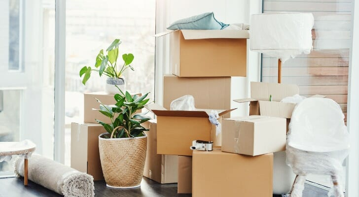 Here are the cities and states to which millennials are packing their belongings and moving to the most, based on pre-coronavirus data from the Census Bureau.