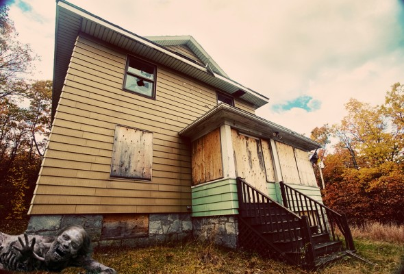 Zombie Properties Coming After Former Homeowners