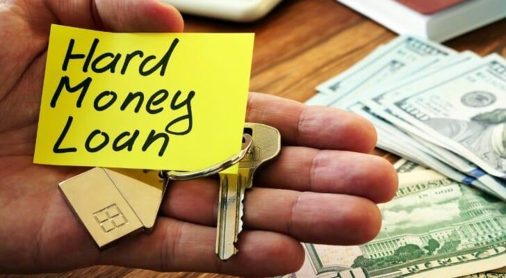 Hard Money Loan sign