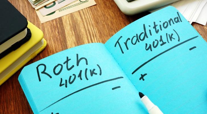 Retirement saver's notebook