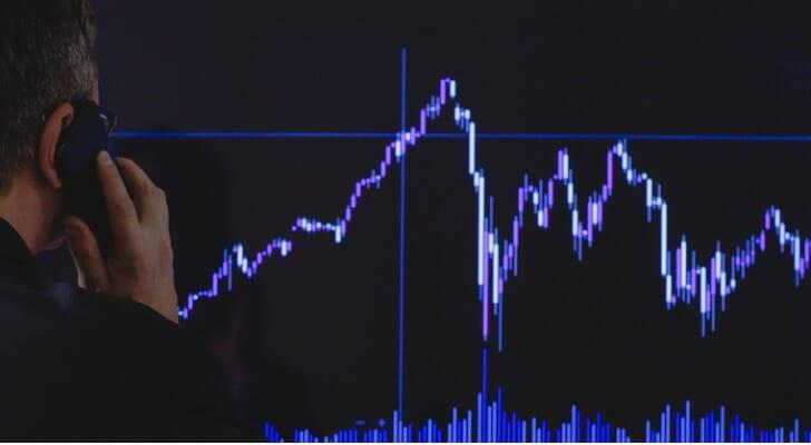 Investor tracks securities' volatility