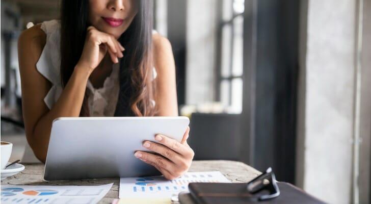 Money manager studies Level 2 data
