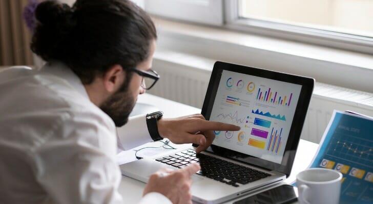 Investor calculates his relative returns