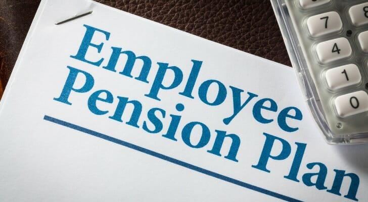 """Employee Pension Plan"" document"