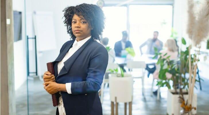 Female stockholder