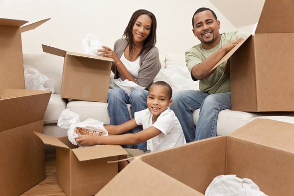 Used 60 Americans are Moving: 3 Tips to Help with Your Move