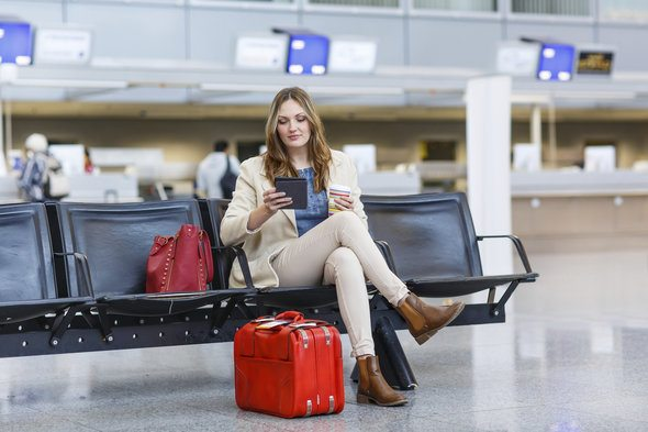 rsz woman in airport A Need to Know Guide for Your Next Flight