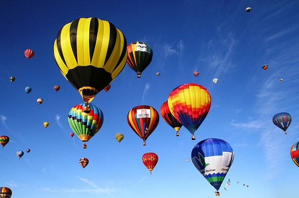 Up, Up and Away – Understanding Inflation