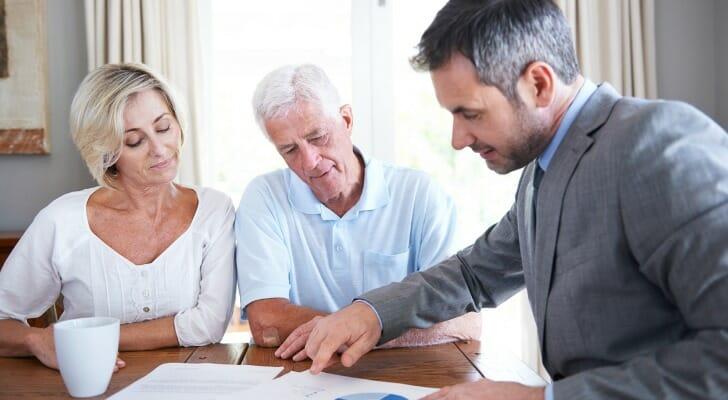 pension vs. annuity