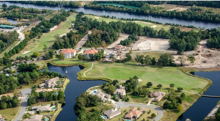 South Carolina Retirement Communities | The Best 55 & Over