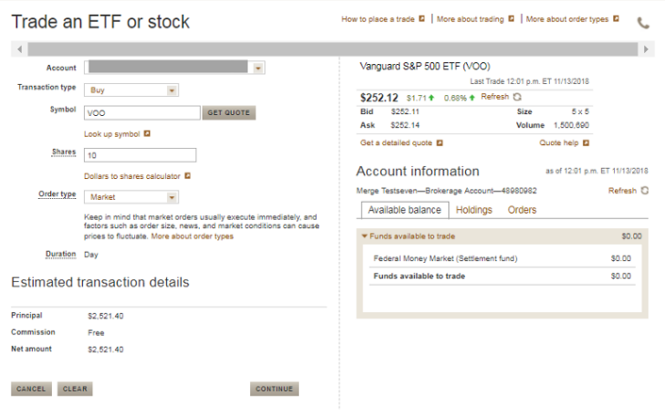 Vanguard Brokerage Review - SmartAsset