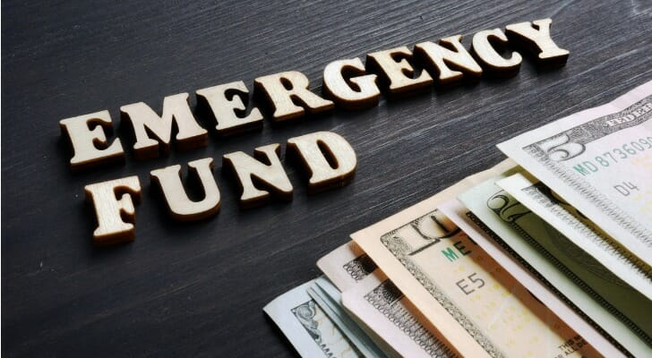 It's important that your emergency funds consist of liquid assets.