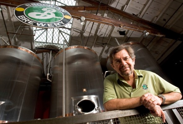 Steve Hindy Brooklyn Brewery The Economics of Craft Beer
