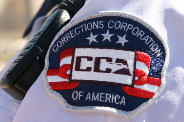 prison cca patch The Economics of the American Prison System