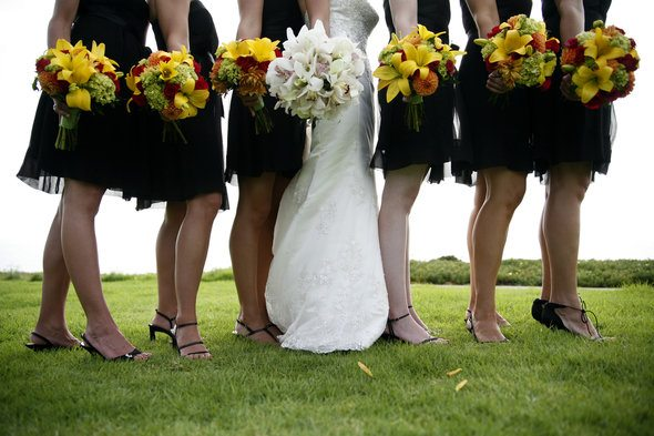 rsz bridesmaids Get a Tax Break for These 4 Wedding Expenses