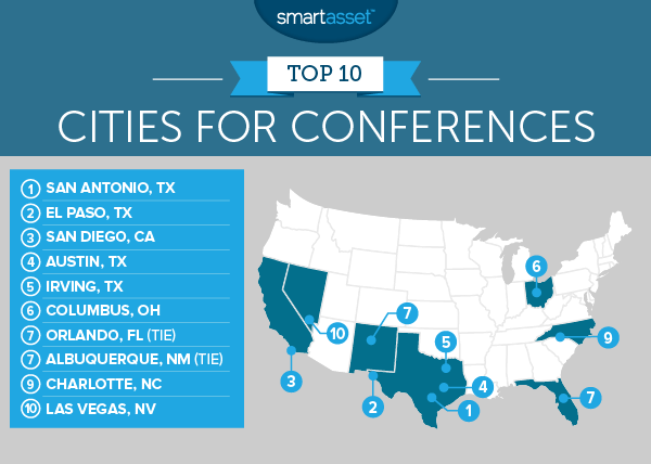 conferences 2016 2 map The Best Cities for Conferences in 2016