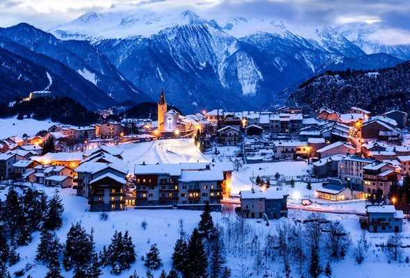 The best ski towns in america 2016 edition Best villages in america