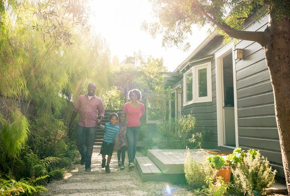 Raising a Family in Los Angeles