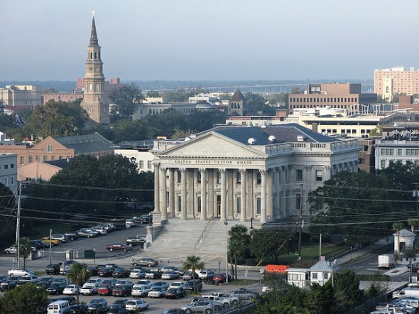5 Places to Live if You're Young, Broke and Single in the South - charleston