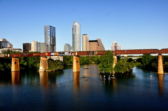 5 Places to Live if You're Young, Broke and Single in the South - austin