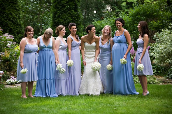 The Expensive Honor Of Being A Bridesmaid
