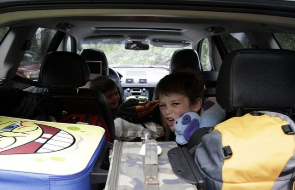 5 Car Games to Kill Road Trip Boredom