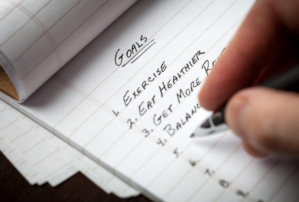 New Year's Resolutions You Can Keep - The Secret To Making your Goals Stick