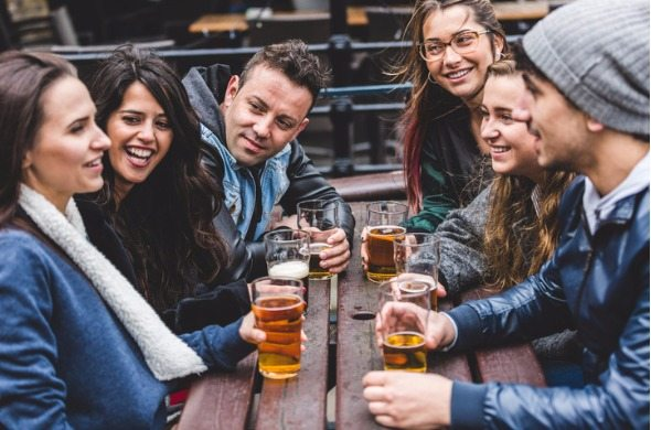 beer drinkers 2017