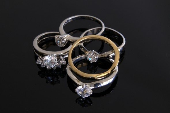 Why a Diamond Engagement Ring is NOT a Good Investment
