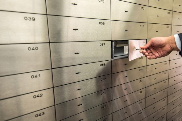 What Is a Safety Deposit Box?