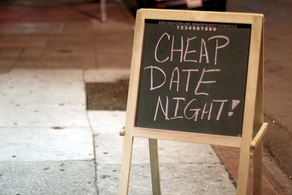 How To Be a Cheap First Date