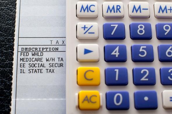 paycheck calculator il