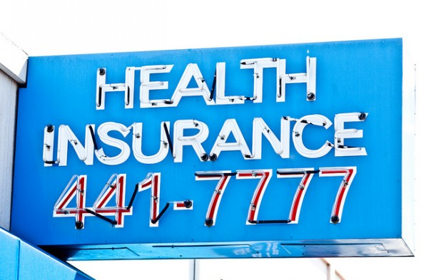 Socializing Health Insurance Through Crowdfunding