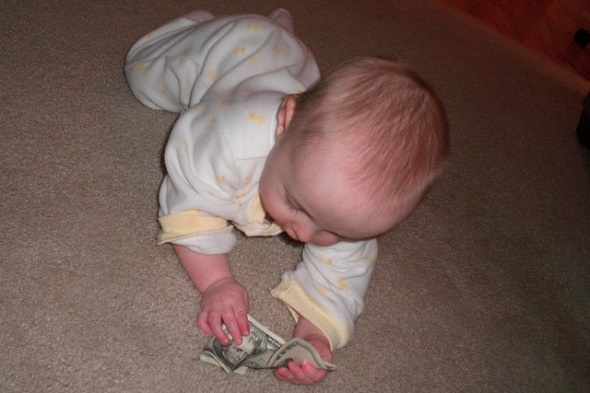 Top 4 Budgeting Tips for New Parents