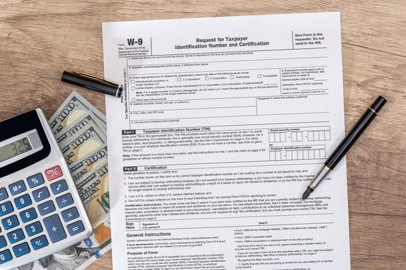 W-9: What Is It and How Do You Fill It Out? - SmartAsset