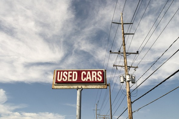 Why You Should Never Buy a Brand New Car
