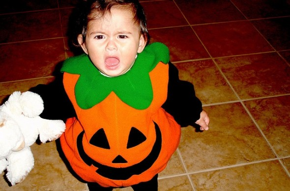 Adults Hijack Halloween - and Outspend the Kids