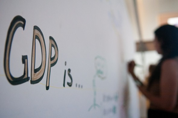 Let's Talk About GDP