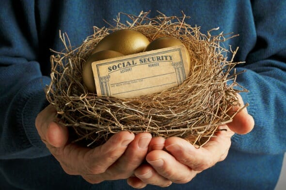 Social Security income
