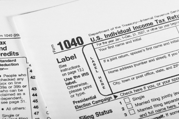 How To Fill Out Your 1040 Form Smartasset