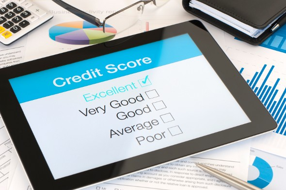 The Average Credit Score: It's On the Rise