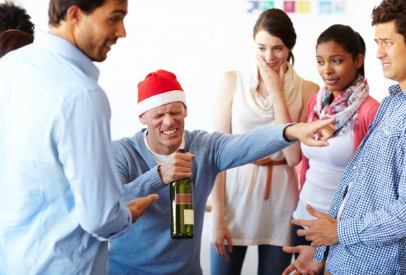 5 Rules for Office Holiday Party Etiquette
