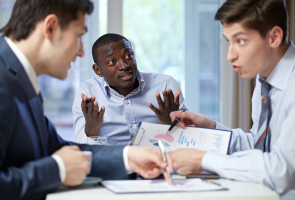 10 Things You Should Never Say at Work
